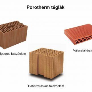 Porotherm, Wienerberger tégla
