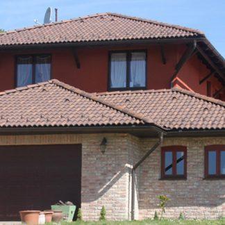 Tetőcserép beton